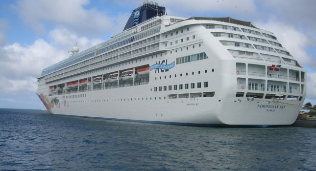 Norwegian Sky ship