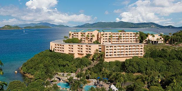 Sugar Bay Resort and Spa All Inclusive on St. Thomas