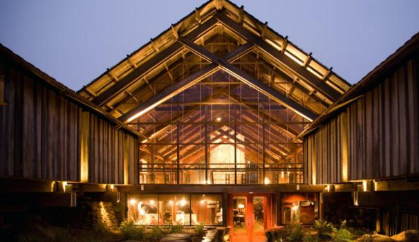 Timber Cove Resort in Sonoma County