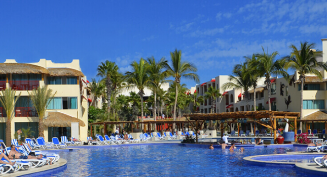 Royal Decameron Los Cabos beach resort