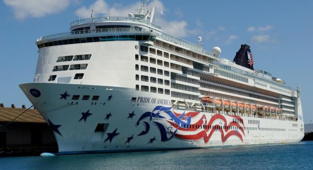 Pride of America cruise ship