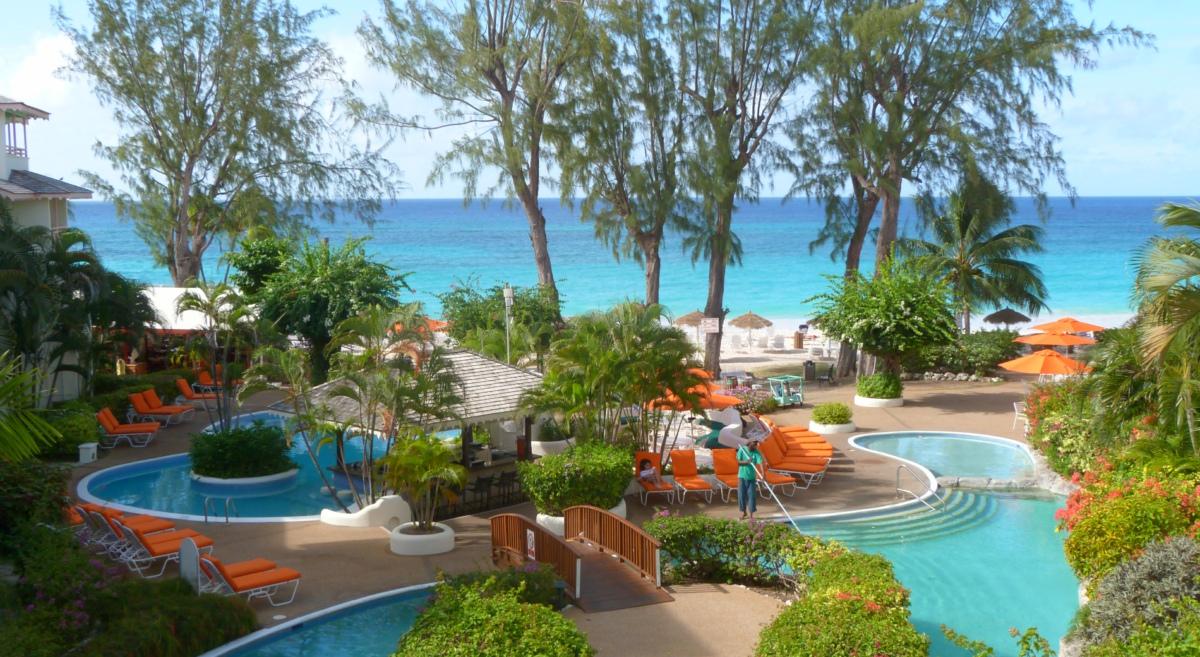 All Inclusive Bouganvillea Beach Resort In Barbados For 169 Bougainvillea