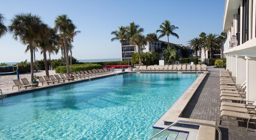Pool At Sundial Beach Resort And Spa